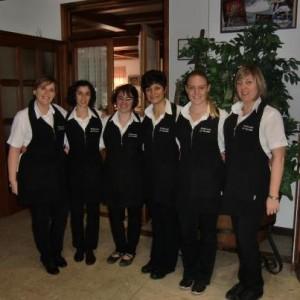 lo staff - ristorante da camillo